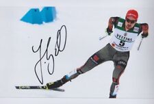 JOHANNES RYDZEK 1 GER Gold Olympia 2018 Foto 20x30 signiert signed Autogramm
