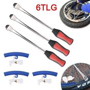 6 Reifenheber Reifen Montiereisen Reifen Hebel Werkzeug Set für Motorrad Fahrrad