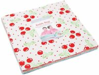 "Badda Bing Moda Layer Cake 42 100% Cotton 10"" Precut Quilt Squares"