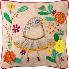 Room Seven Kissenbezug  Bird 40 x 40 cm Winter NEU 49,90 €