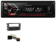 Pioneer USB AUX MP3 1DIN Autoradio für Smart ForFour 454 ForTwo 451 ISO