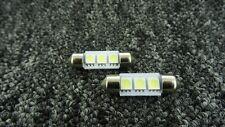 BMW 36MM 5050 3 SMD LED Festoon Dome Car Auto Light Interior Lamp Bulb