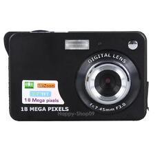 "Full HD 1080P 2.7"" TFT LCD 8X Digital Zoom Video Camcorder 18MP DV Camera Kit"