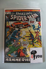 8.0 VF VERY FINE  AMAZING SPIDER-MAN # 114  US EDITION  OW/CP  YOP 1972