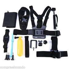 14 in 1 Outdoor Sports Action Camera Accessories Kit for Gopro Hero 4 3 2