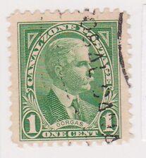 (CZ-14) 1928 Canal Zone 1c GEN GORGAS (B)