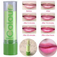 Hot Waterproof Color Changing Lipstick Moisturizing Fruit Taste Lip Oil Balm new