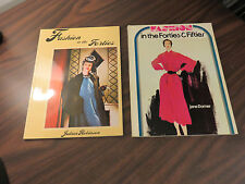 LOT 2 Fashion in the Forties & Fifties Jane Dorner Julian Robinson PPB FREE SHIP