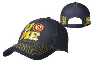 JOHN CENA Ten Years Strong Baseball Cap Hat Blue