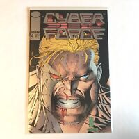 Cyber Force 4 Image Comics 1993 NM - Marc Silvestri Foil Cover 1st Stryke Force