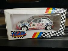 VINTAGE TEAM SLOT  CITROEN  ZX  LLOVERA No 18  REF 10107 BOXED TESTED & WORKING