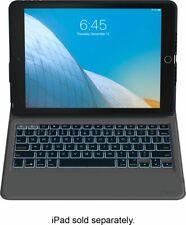 "ZAGG - Rugged Messenger Keyboard Folio Case for Apple® iPad® 10.2"" (7th Gener..."