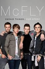 McFly - Unsaid Things.Our Story, Fletcher, Dougie Poynter & Tom,Judd, Harry,Jone