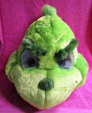 Dan Dee Universal Dr. Seuss Grinch Big Greeter Head Costume Mask