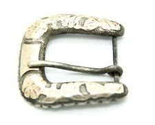 925 Mexico,40 g(Vintage and Rare) Taxco Belt Buckle Sterling Silver Metal