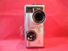 Pentacon 8mm Schmalfilmkamera Pentaka8 Biotar 2/12,5  Carl Zeiss Jena