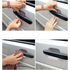 Exact Fit Invisible Clear Protector Car Auto Door Handle Paint Scratch Cover