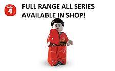 Lego minifigures kimono girl series 4 (8804) unopened new factory sealed