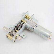 12 V DC 20 tr/min Torque Gear Box Electric Motor for Robot