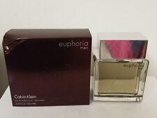 Calvin Klein Euphoria 3.4 oz Men's Eau de Toilette spray