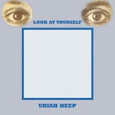 "URIAH HEEP ""LOOK AT YOURSELF"" CD NEW!"