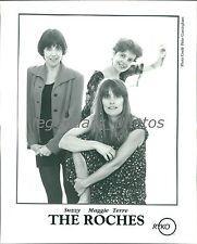 The Roches   Ryko Original Music Press Photo