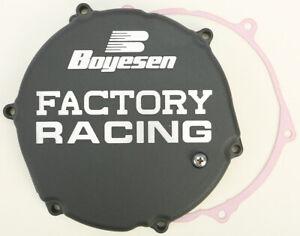 Boyesen Right Side Crank Case Clutch Cover Kawasaki KX250 KX 250 95-02 CC-12B
