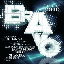 Bravo-The Hits 2010 Rihanna, Usher feat. Pitbull, Katy Perry feat. Snoo.. [2 CD]