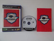 Jeu PS2 - Air Ranger Rescue - Complet avec Notice - Playstation 2