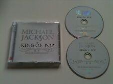 Michael JACKSON-KING OF POP (Austria Edition) - 2 CD © 2008 (altri tracklist