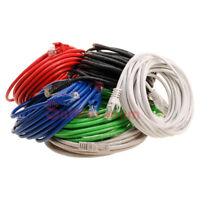 Cat6 Ethernet Network Cable Internet RJ-45 Patch Cord Computer Wire lot
