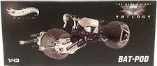 BATMAN THE DARK KNIGHT TRILOGY : 1/43 SCALE BAT-POD DIE CAST MODEL BY MATTEL