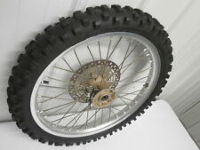 1992 Suzuki RM250 OEM Front Wheel Assembly RM125 RM 125 250 89 - 95