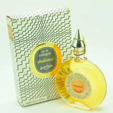 Vintage Guerlain SHALIMAR 45ml Eau de Cologne, 1967, 50 year old bottle