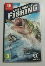 Legendary Fishing Nintendo Switch  (USED)