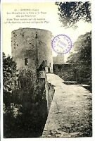 CP 27 EURE - Gisors - Les Murailles de la Ville et la Tour dite du Prisonnier
