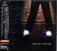 MICHAEL JACKSON Off The Wall JAPAN Limited Special Edition CD MEGA RARE!
