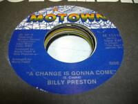 Rock 45 BILLY PRESTON Outa-Space on A&M