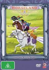 Horseland: Fire Fire Burning Bright Vol 2 - PEPPER'S PAIN DVD NEW