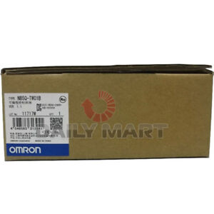 Brand New In Box Omron NB5Q-TW01B NB5QTW01B HMI