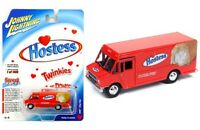 "Johnny Lightning Hostess ""Twinkies"" 1990 GMC Step Van 1/87 (HO) Scale JLSP062"
