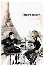 Before Sunset poster movie, Home Decor, Art - No Frame