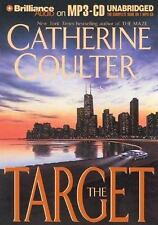 The Target 3 by Catherine Coulter (2006, CD, Unabridged)