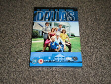 DALLAS - COMPLETE FIRST & SECOND SEASON 1 & 2 NEW SEALED DVD BOXSET(FREE UK P&P)