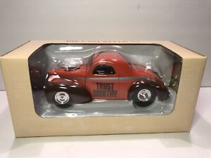Crown Premiums 2000 TRUST WORTHY HARDWARE 1941 Willys Coupe Street Rod 94043
