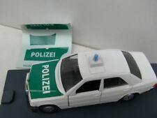 1/43 Solido Verem 195 Mercedes 190 Polizei Deutschland
