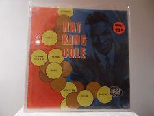 "NAT KING COLE - CAMAY RECORDS-3004 - ""SEALED"""