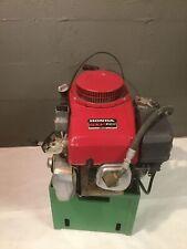 HONDA ENGINE MOTOR GXV390 PULL & ELECTRIC START PROPANE LP GAS RUNS. 273  HOURS