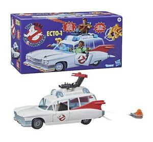 Kenner Classics The Real Ghostbusters Ecto-1 Retro Vehicle & Accessories IN HAND