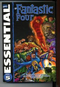Essential Fantastic Four Vol 5    Marvel 2006     First Printing